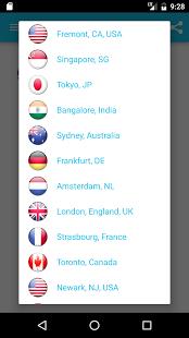 Скриншот Super VPN – Best Free Proxy