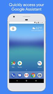 Скриншот Google Assistant