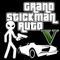 Скачать Grand Stickman Auto V