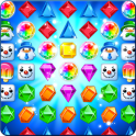 Jewel Pop Mania:Match 3 Puzzle on android