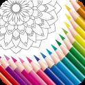 Бесплатная раскраска для взрослых: ColorColor 2017