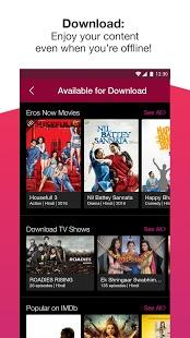 Скриншот JioCinema: Ad-Free Movies & TV