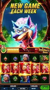 Скриншот Slotomania Казино