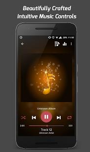 Скриншот Pi Music Player 2