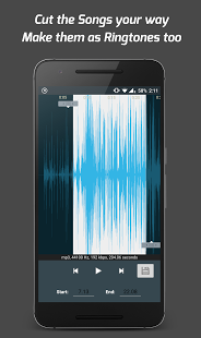 Скриншот Pi Music Player 3