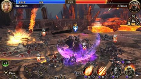Скриншот Firstborn: Kingdom Come
