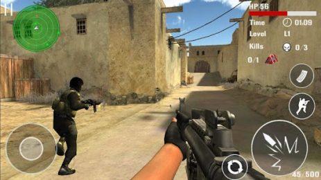 Скриншот Counter Terrorist Shoot