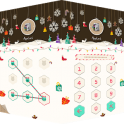 AppLock Theme Xmas & New Year - icon