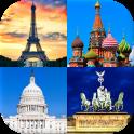 Столицы всех стран мира - Тест про города и страны on android