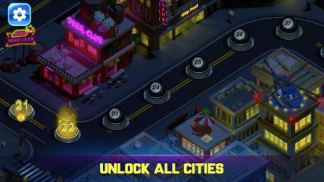 Скриншот Бильярдный город
