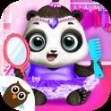 Малышка Панда Лу - Игры со зверюшками для малышей android