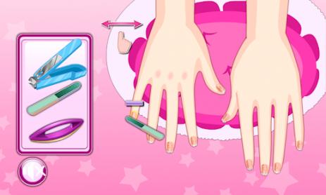 Скриншот Fashion Nail Salon
