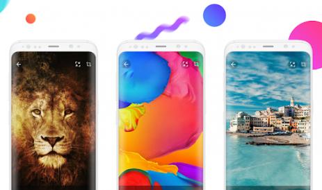 Скриншот Color Phone