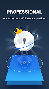 Скриншот Hi VPN – Топ Быстрый VPN Супер соединение и защита