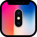 iCamera for Iphone X / Camera IOS 11 on android