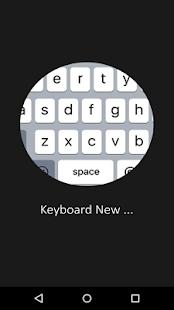 Скриншот Клавиатура Новый 2