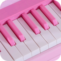 Pink Piano - icon