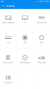 Скриншот Mi Remote controller 0