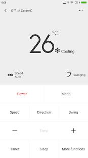Скриншот Mi Remote controller 1