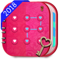 Secret Diary with lock 2018