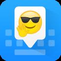 ЭмодзиКлавиатура Facemoji-клавиатура темы&стикеры android