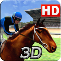 Virtual Horse Racing 3D on android
