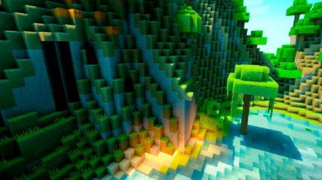 Скриншот BlockCraft Pocket Edition FREE MOD