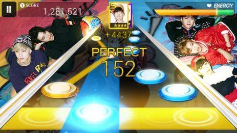 Скриншот SuperStar JYPNATION 6