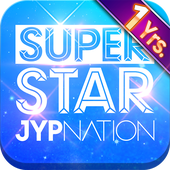 Cover art of «SuperStar JYPNATION» - icon