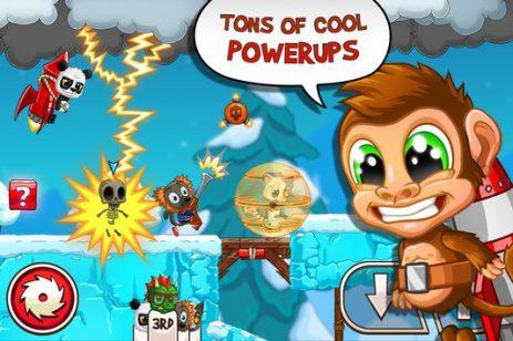 Скриншот Fun Run 3: Arena - Бег Игры