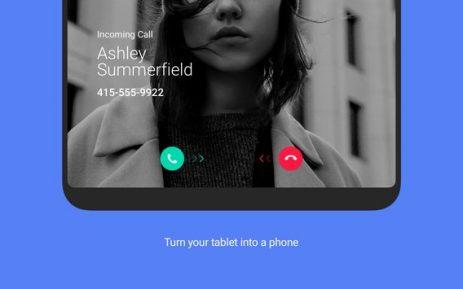 Скриншот TextNow