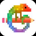 Pixel Art - Раскраска по номерам - icon