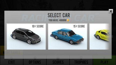Скриншот Racing in Car 2