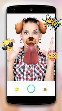 Скриншот Face Camera-Snappy Photo