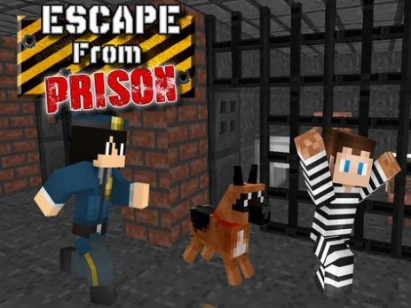 Скриншот Cops Vs Robbers: Jailbreak