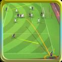 футбол нападающий