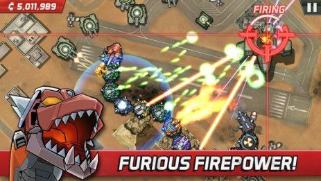 Скриншот Colossatron