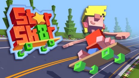 Скриншот Star Skater