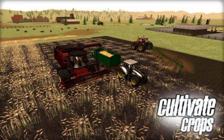 Скриншот Farmer Sim 2015
