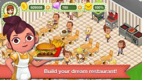 Скриншот Restaurant Dreams