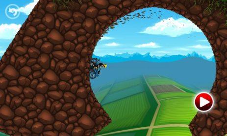 Скриншот Motocross Games - Мотокросс Гонки
