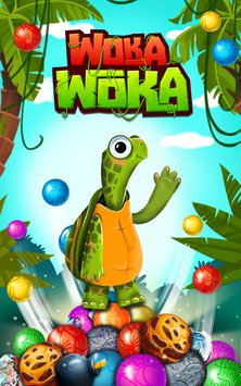 Скриншот Marble Woka Woka 2018