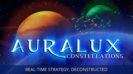 Скриншот Auralux: Constellations
