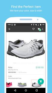 Скриншот Zappos – Shoe shopping made simple