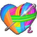 Color by Letter: Cross Stitch Joy