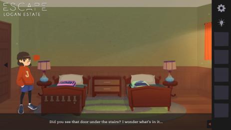 Скриншот Escape Logan Estate