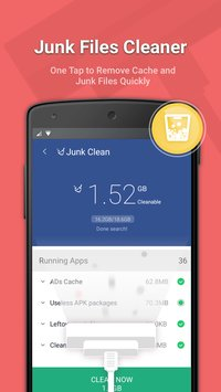 Скриншот SUPO Cleaner – Antivirus, Booster & Optimizer