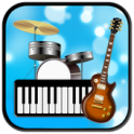 Band Game: Piano, Guitar, Drum on android
