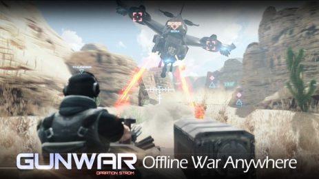 Gun War: Shooting Games apk download for Android latest version 2.8.1 - free