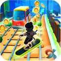 Ninja Subway Surf: Rush Run In City Rail android
